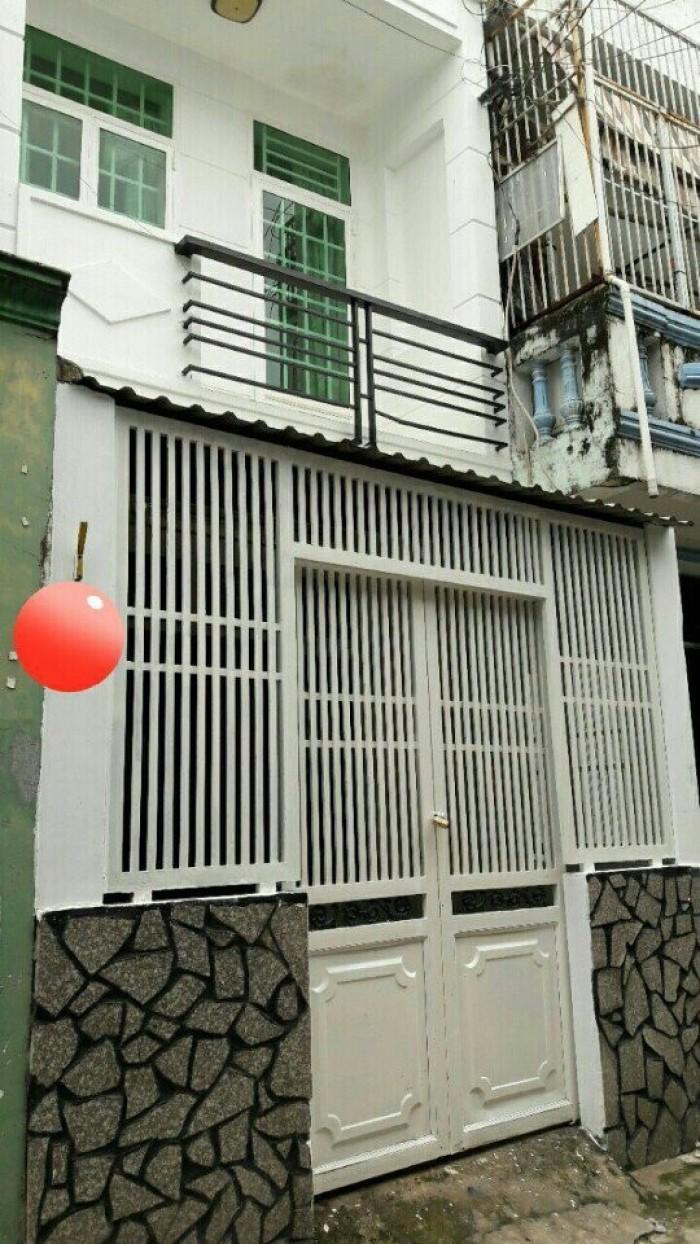Bán Nhà 1 sec Tân Kỳ Tân Quý .  3,3x12m ,  Nhà 1 lầu Đẹp. Giá 2,38 Tỷ