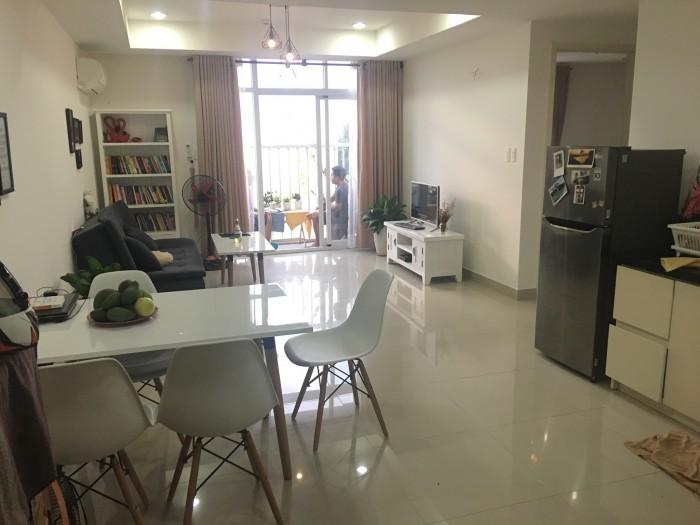 Bán căn hộ skyway residence 75m2 2PN giá 1,190 (VAT) TL tặng toàn bộ nội thất.
