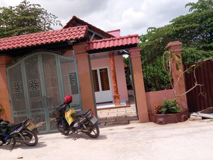 Bán nhà cấp 4 mặt tiền 5.4m Thái Hòa, Bình Dương