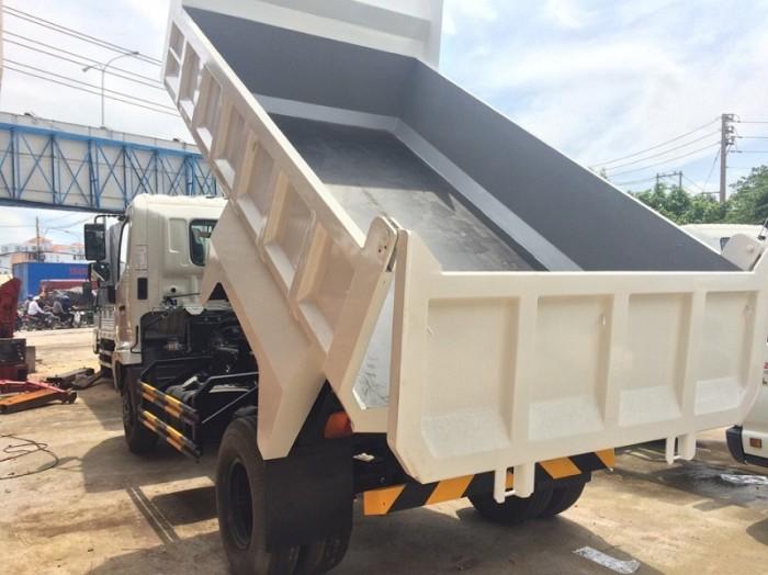 xe ben tự đổ hino fc9jesw 6,4 tấn 1