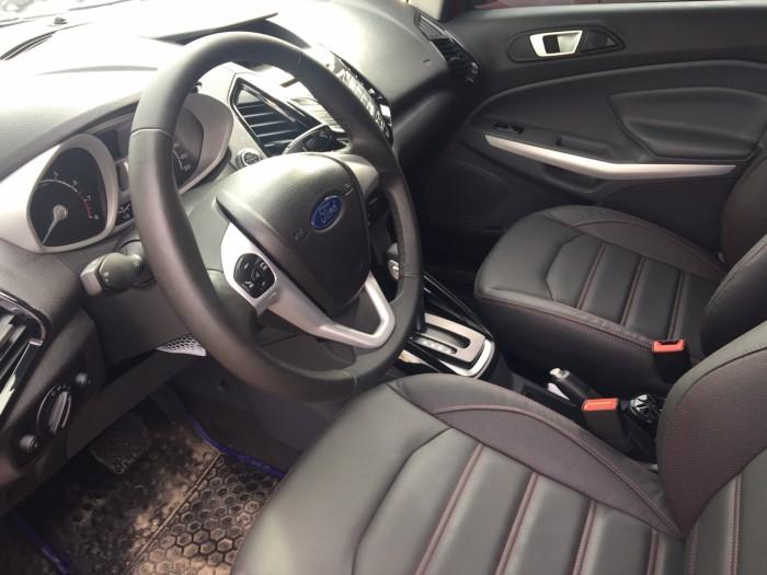 Ford Ecosport Titanium 2017 chạy lướt 1.500 km, sơn zin 100%, giá thương lượng 3