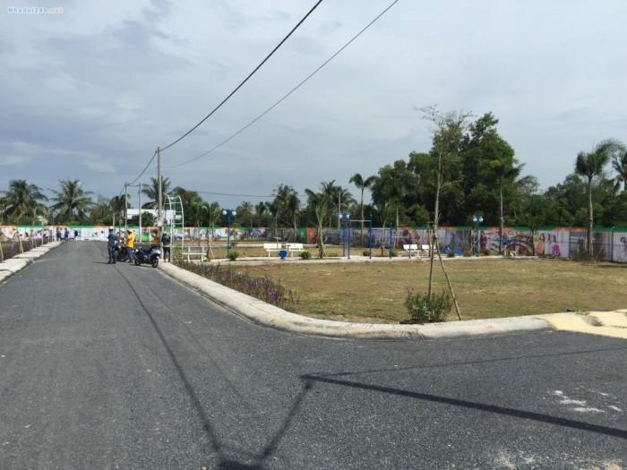 Khu đô thị Sài Gòn mới, hỗ trợ góp 1 năm lãi suất 0%, 5x20m, mặt tiền 25m, quận 2