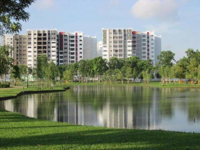 Mang đến chuẩn mực mới của cuộc sống hiện đại chỉ có tại Căn hộ Emerald Tân Phú