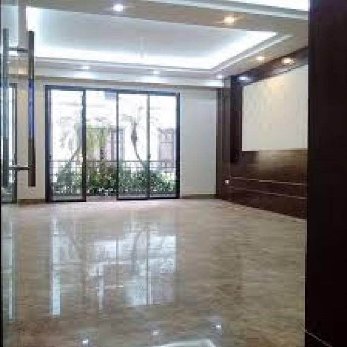 Bán nhà mặt phố Kim Ngưu, 100m2, 7 tầng thang máy, mt 5m, KD Spa 70tr/th.