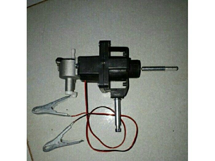Đầu quạt 12v DC motor TQ0