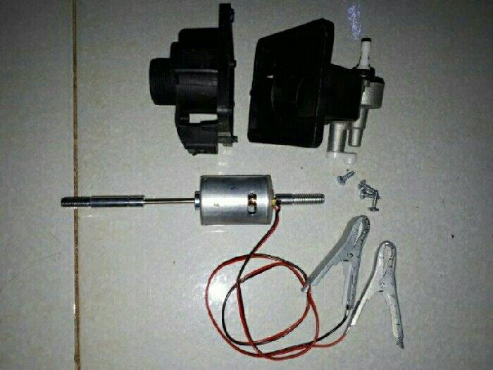 Đầu quạt 12v DC motor TQ1