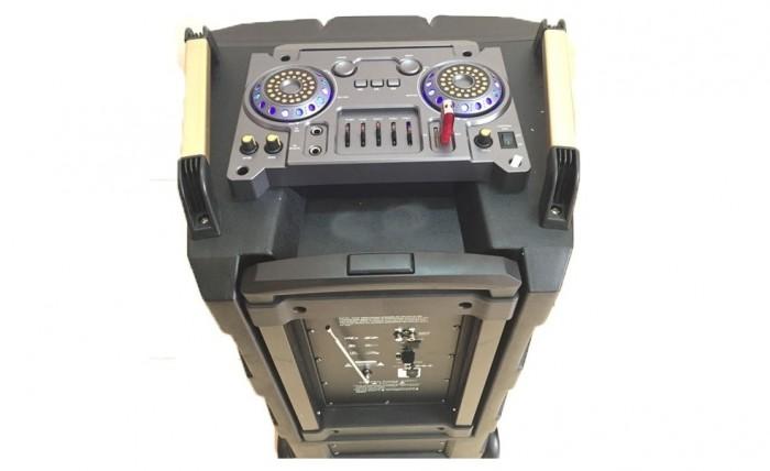 Hệ thống loa bass 4, 5 tấc kết hợp cùng mức công suất vượt trội lên đến 800W kết hợp cùng dàn bass treble ổn định tạo nên một chất âm cực chất.