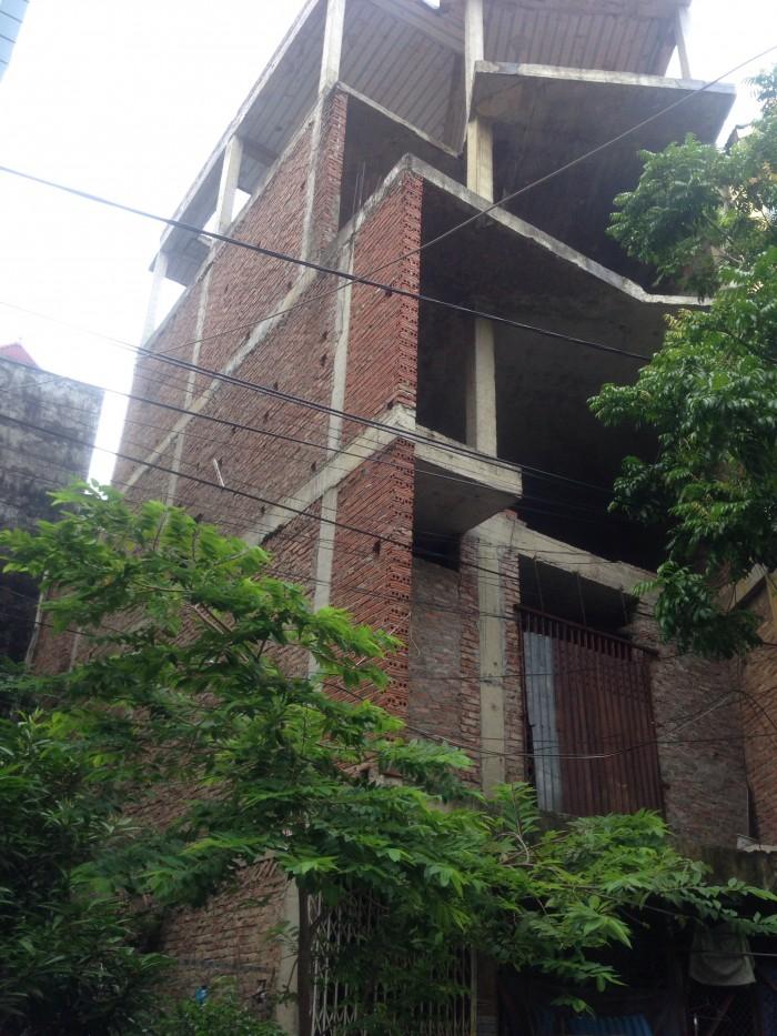 8 tỷ, 110m2  nhà phân lô Phú Đô, nhà xây thô 7 tầng, kinh doanh tốt.