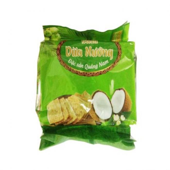 Combo 05 gói Bánh dừa nướng Thái Bình (gói)0