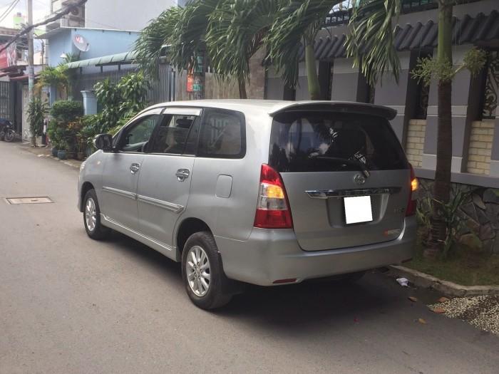 Cần bán xe Innova G 2014 số tự động giá 565 tr