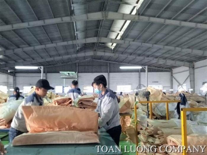 Bao jumbo, big bag, bulk bag - Công ty TNHH Thương mại và Sản xuất Toán Lượng1
