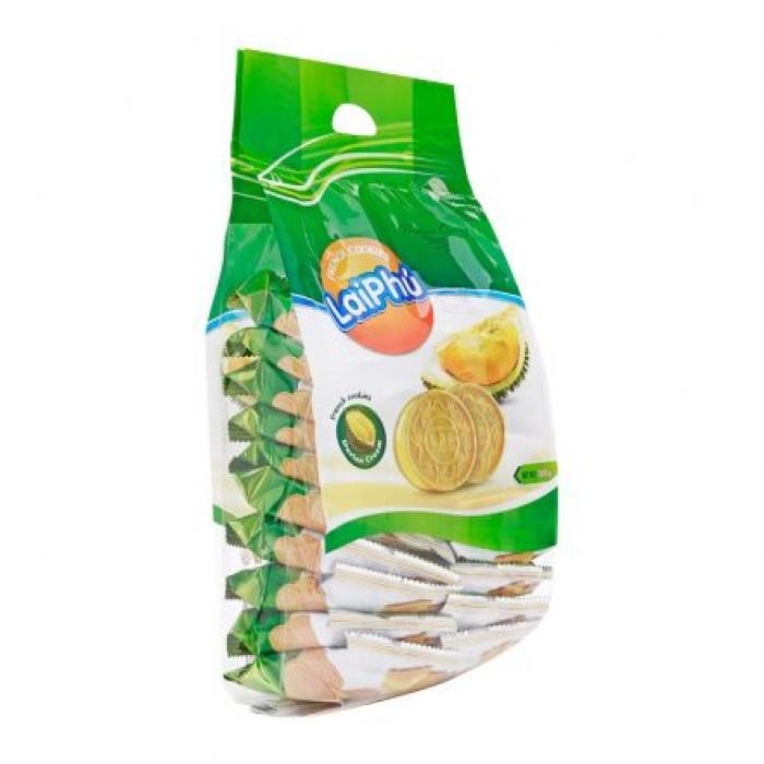 Combo 05 gói Bánh kem sầu riêng Lai Phú0