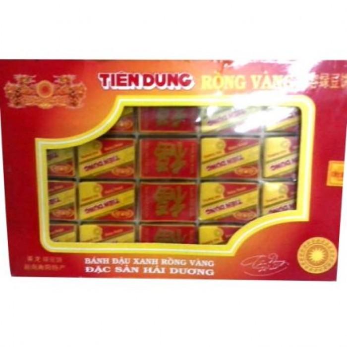 Combo 05 hộp Bánh đậu xanh Tiên Dung0