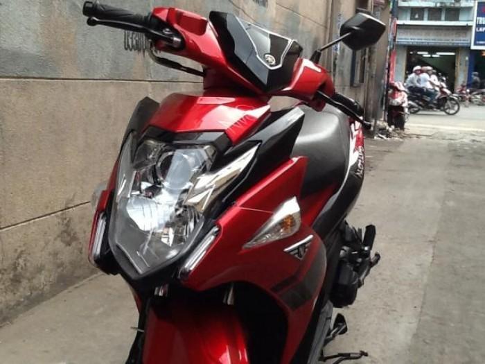 Yamaha Nouvo 6 Fi, màu đỏ đen 26.5 triệu 2