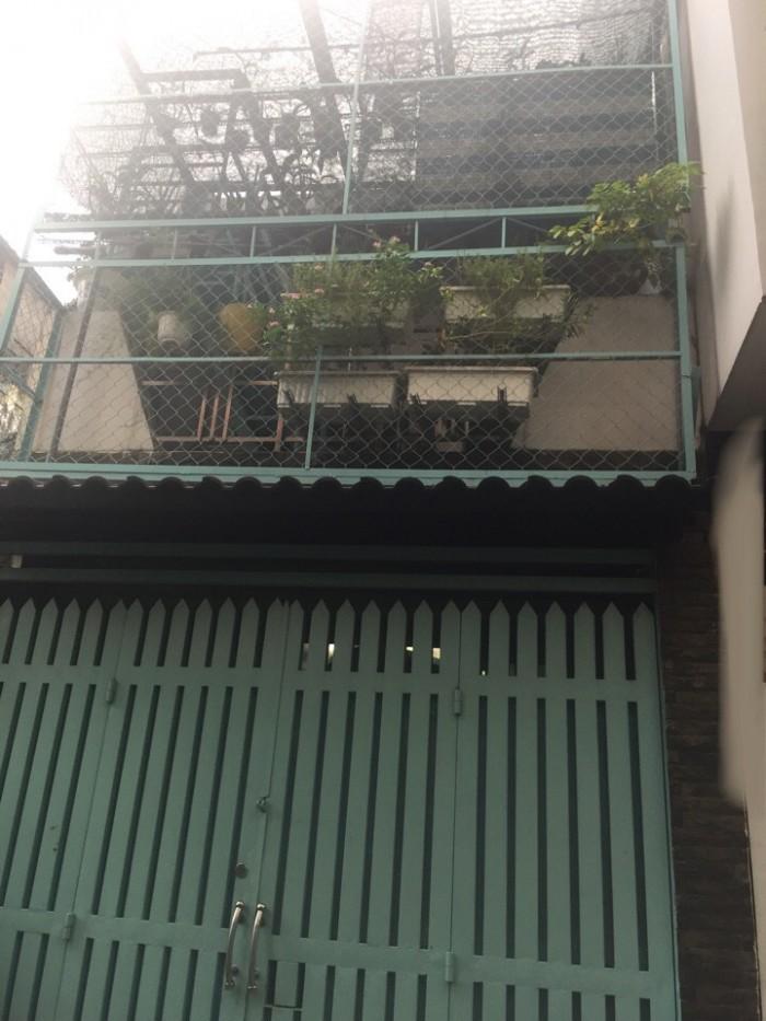Cần bán nhà HXH Gò Cẩm Đệm, P.10, Q.Tân Bình, 50m2 giá 3.95 tỷ
