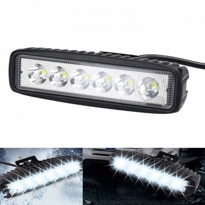 ĐÈN LED TRỢ SÁNG C6 1 TẦNG 6 LED THẲNG HÀNG 18W 1