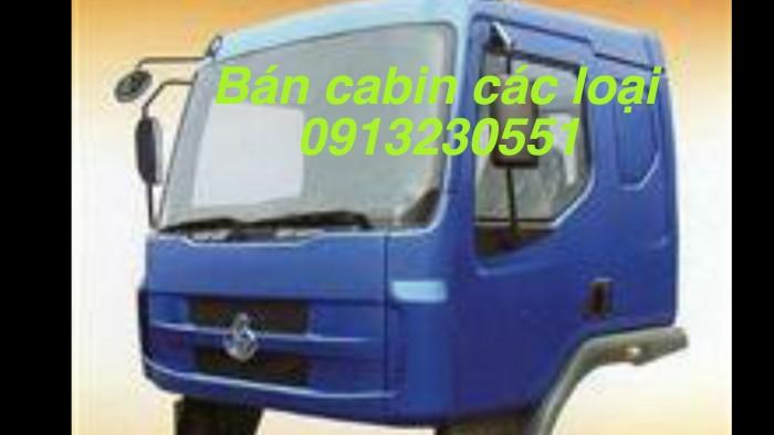 Cần bán cabin cheng long 609-160,190ps, Cửu Long ben 10 tấn