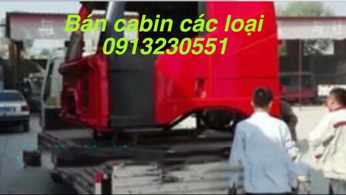 Cần bán cabin faw j6 nóc cao thấp, rộng và hẹp . C&c đa màu.