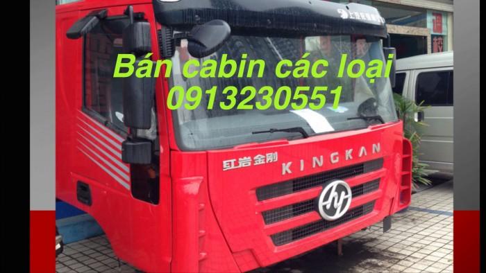 Cần bán cabin Hongyan ben và tải, jac hfj.
