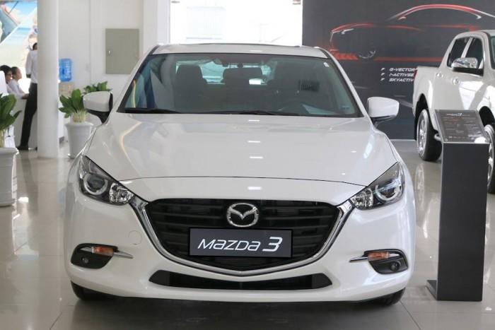 Mazda 3 F/l 2017 Khuyến Mãi Hấp Dẫn, Xe Giao Ngay