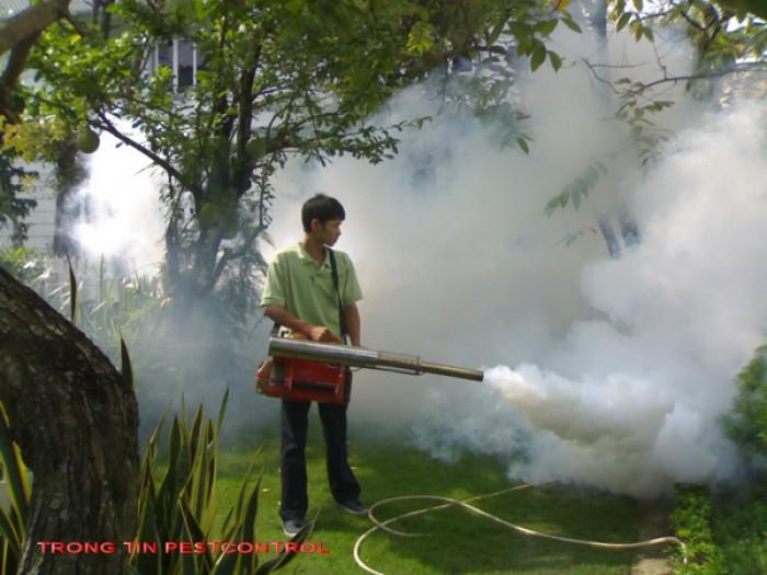 Cung cấp và sửa chữa máy phun khói diệt côn trùng mới và cũ