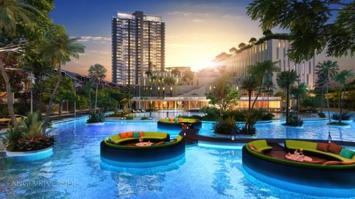 Chính chủ bán căn hộ An Gia Riverside 2 PN tầng cao tháng 8 giao nhà chỉ 1,5 tỷ 1 căn bao đẹp