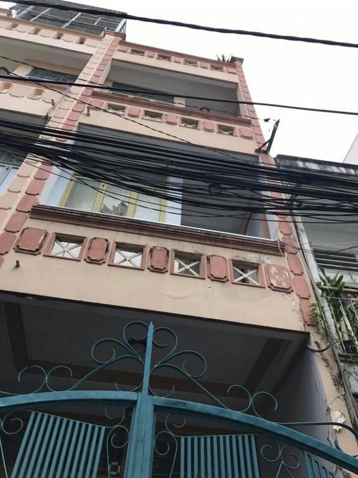 Nhà Huỳnh Văn Bánh, F15, cách MT 30m, phù hợp mở cty, vp online