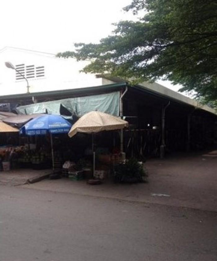Bán nhà MTKD đường 6E đối diện chợ cây Da Sà P Bình Trị Đông B