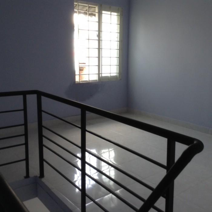 Nhà hẻm đường số 9 trường thọ Dt 5x5.  giá 900tr