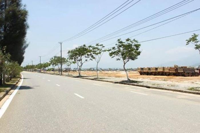 Bán lô đất biệt thự ven sông Cổ Cò, cạnh FPT Đà Nẵng
