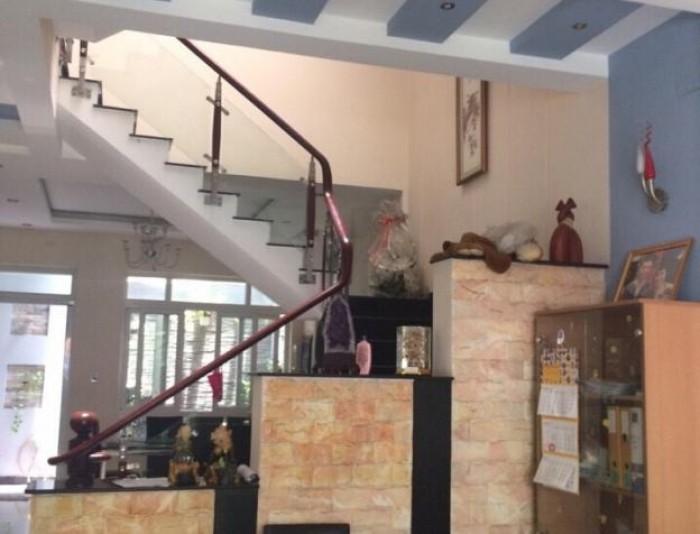 Biệt thự Vip Nguyễn Văn Đậu,ngay Phan Đăng Lưu. DT: 8x18, giá 14.5 tỷ