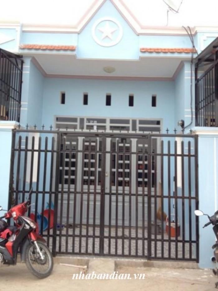 Bán nhà Lê Hồng Phong , Quận 5 . Diện tích 56m²