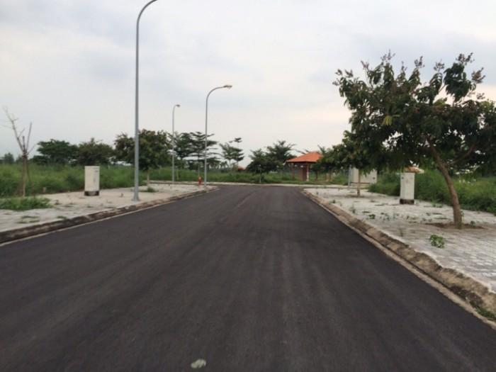Đất Nền Ven Sông Quận 2 Khu Đô Thị Cát Lái Lk Tttm Vincom Plaza, Giá 529Tr/Nên