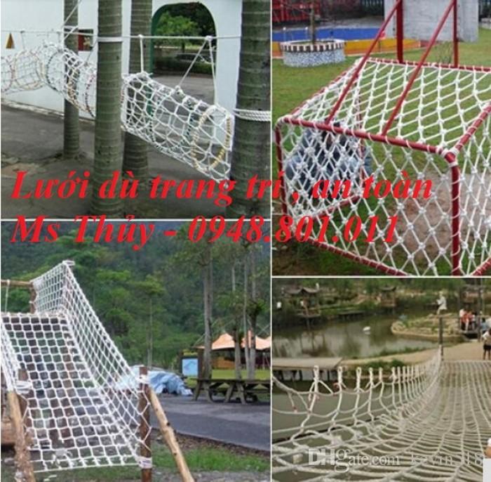 Lưới Dù Trắng, dù trắng sợi tổng hợp Tại Hà Nội1