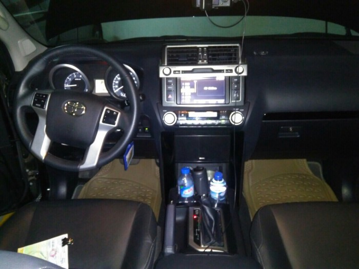 Toyota FJ Cruiser sản xuất năm 2014 Số tự động Động cơ Xăng