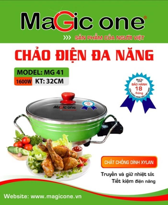 Chảo điện đa năng Magicone MG 41