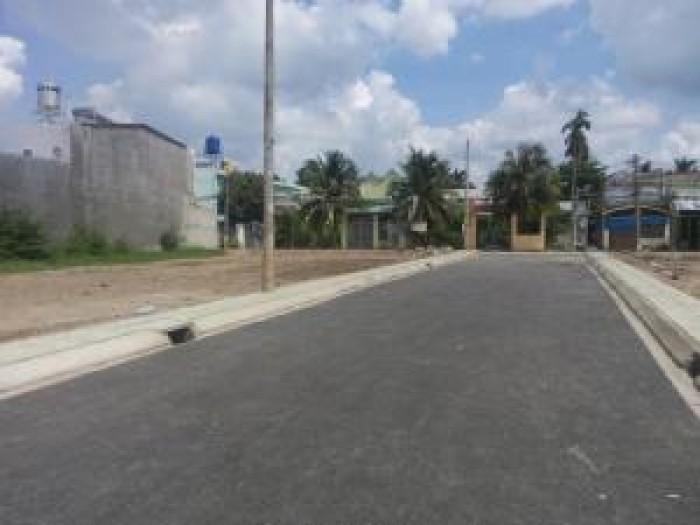 Đất xây ở DT 90m2. Đ Phạm Văn Đồng,P. TMỹ Lợi, Q2.
