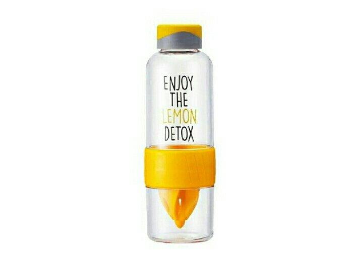 Bình nước Detox Lock&Lock HLC659YEL520ml