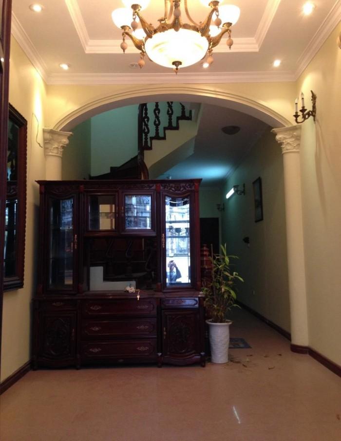 Bán nhà riêng cực đẹp đường Thanh Nhàn Hai Bà Trưng 44m 4T mt 5.2m chỉ 2.85 tỷ