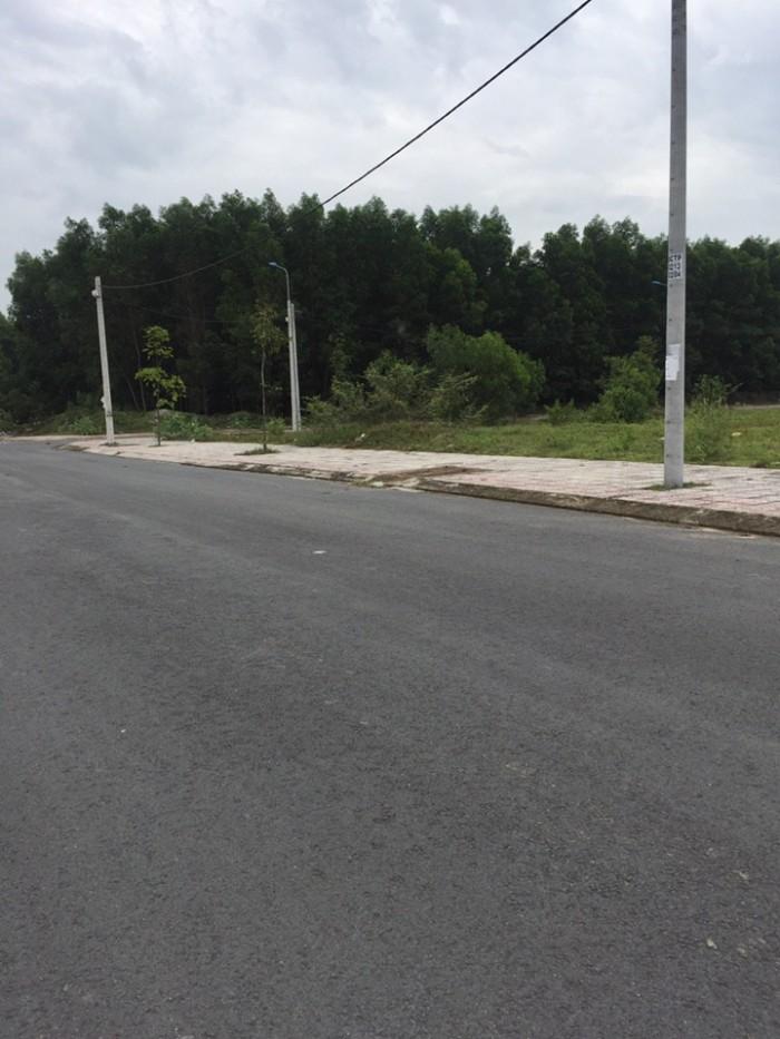 Đất sổ đỏ riêng, đường Đồng Khởi P.Tân Phong, giá 370tr ngân hàng hỗ trợ 70%