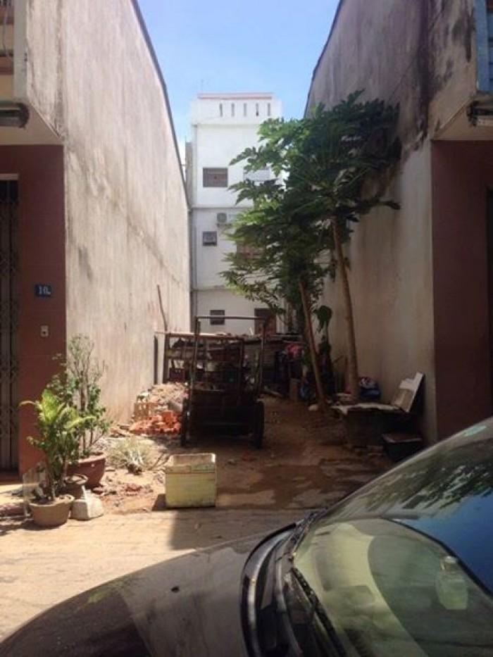 Bán gấp lô đất gần bệnh viện 600 giường Đà Nẵng, đường Hoàng Văn Hòe, giá rẻ.