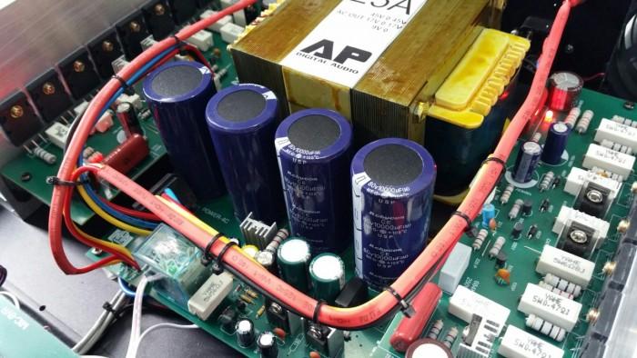 Amply AP Bluetooth A-1600 Sản Phẩm Cao Cấp2
