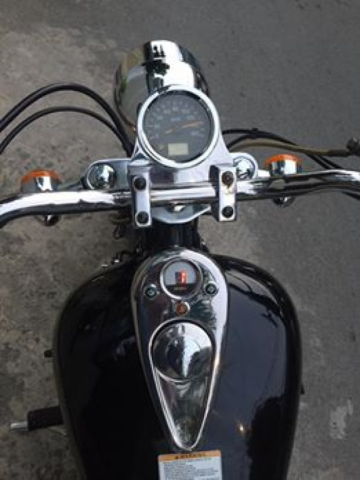 Rebel USA 170cc, 2 máy, xe zin ngay chủ,màu