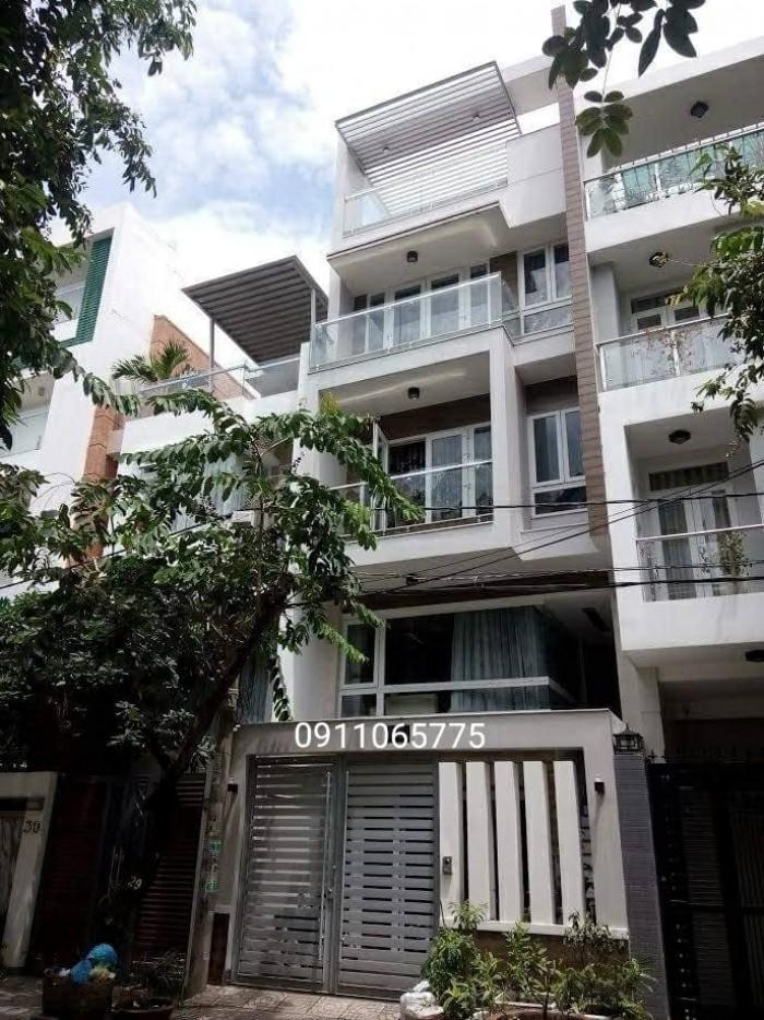 Bán căn nhà đẹp MT đường số 5 KDC Trung Sơn