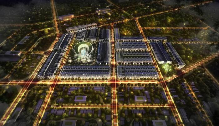 mở bán khu dự án gaia city,nằm ngay sau cocobay,giá chỉ 4tr/m2,chiết khấu tới 8-15%