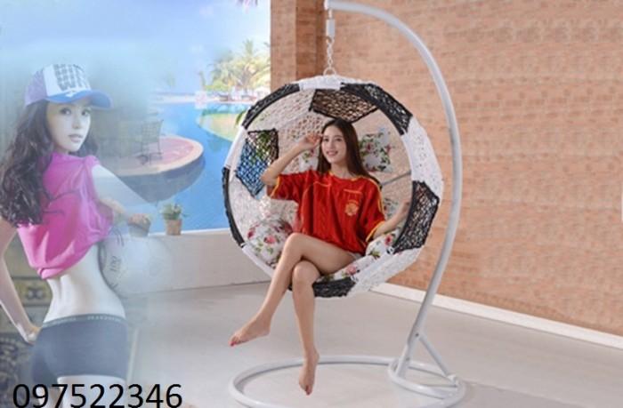 Ghế xích đu mây nhựa đẹp,chất lượng giá cạnh tranh cực rẻ..1
