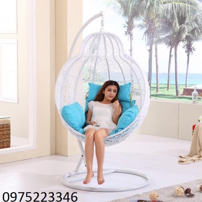 Ghế xích đu mây nhựa đẹp,chất lượng giá cạnh tranh cực rẻ..2