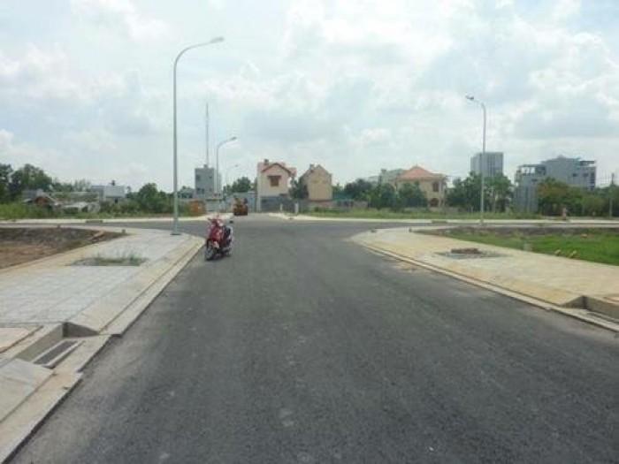 Bán đất MT đường Lương Định Của quận 2, cách chợ 10m, sổ riêng