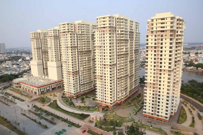 Bán căn hộ chunng cư Phú Mỹ Hunwng 3 mặt giáp sông