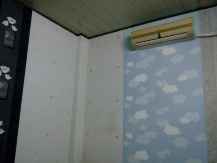 Cho thuê nhà nguyên căn Q7, 2 phòng ngủ, giá 4 tr, có máy lạnh, điện nước giá nhà nước